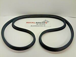 Toyota 4runner 96 02 Front Left Door Opening Weatherstrip Genuine Oem