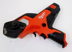 Milwaukee 2472 20 M12 Cordless 600 Mcm Cable Cutter tool Only