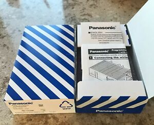 Panasonic Plc Programmable Controller Fpo c14crs New In Box Afp02223c Control