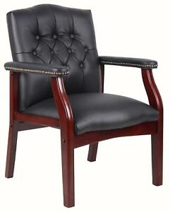Boss Office Home Traditional Guest Chair