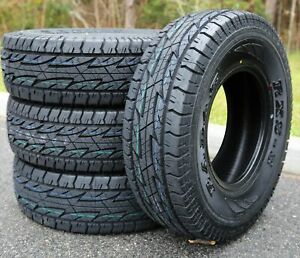 4 New Radar Rxs 8 Lt 31x10 50r15 Load C 6 Ply At A t All Terrain Tires