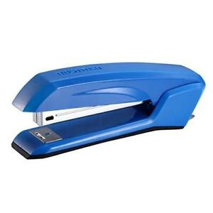 Bostitch Ascend 3 In 1 Stapler With Integrated Remover Staple Storage Blue