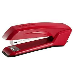 Bostitch Office B210r red Bostitch Ascend 3 In 1 Stapler With Integrated Remover