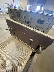 Wide Electric Conveyor Dryer Harco Sierra 2411