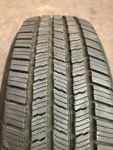 Used 235 60r18 Michelin X Lt A s 107h 10 5 32