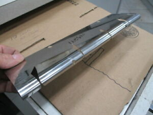 1947 Cadillac Grill Upright Stainless 1452671 Nos