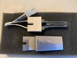 Weil Mclain 511330184 Ignitor And Shield Hot Surface Ignitor
