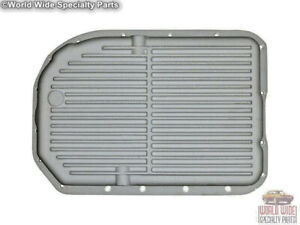 Gm 4l80e 4l85e Deep Transmission Pan Extra Cap Cast Aluminum For Cars And H1