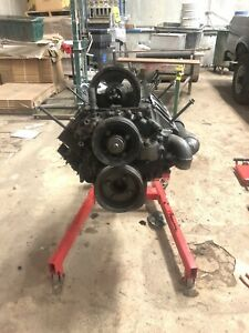 1991 Ford 7 3 Idi Engine Block