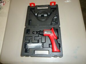 Cen Tech Digital Inspection Camera 62359 Borescope W Carrying Case
