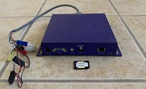 Brightsign Xd xd1030 Digital Signage Media Player No Ac Adapter Free Ship
