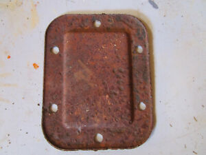 73 87 Chevy Gmc Truck 4 Speed Pto Cover