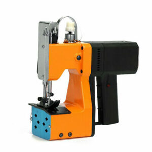 Industrial Electric Heavy Duty Sewing Machine Sack Bag Closing Stitcher Portable