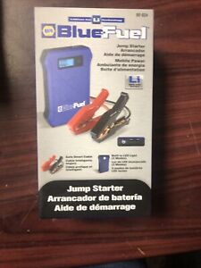 Napa Blue fuel 90 924 Jump Starter Power Bank With Smart Safe Cables eb99