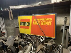 Ammco Disc Drum Brake Lathe With Bench And Lots Of Tooling Adapters