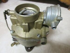 1950 1956 Chevy Gmc Rochester 1 Barrel Carburetor 235 New Old Stock Nos