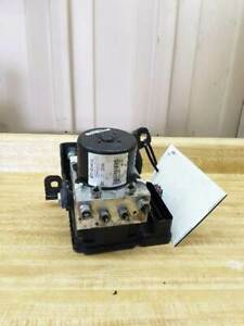 2010 2012 Ford Fusion Abs Anti lock Brake Pump Assembly Fwd