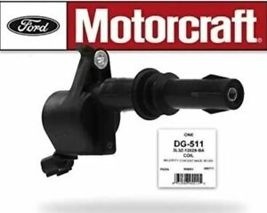 1 X Ford Motorcraft Dg 511 Ignition Coil Same Day Shipping 3l3z 12029 Ba