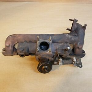 Mg Mgb 1975 80 Original Exhaust Manifold Cam1314 Oem