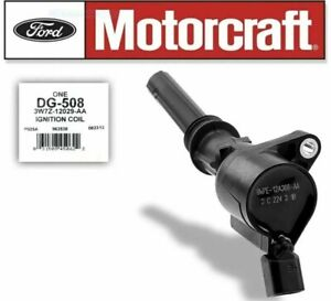 1 X Ford Motorcraft Dg 508 Ignition Coil Same Day Shipping 3w7z 12029 Aa