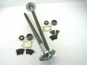 Ford 9 9 Inch Cut To Lg 4340 31 Spline Axles 2 Axles With Accessories