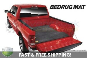 Bedrug Mat For 2019 2021 Dodge Ram 1500 Crew Cab W O Rambox 5 7ft Truck Bed