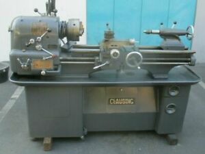 Clausing Colchester Model 13 Engine Lathe 13 X 36