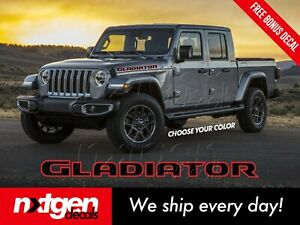 2x Jeep Gladiator Hood Vinyl Decals Graphics Stickers Rubicon Jl Jt 2018 2021