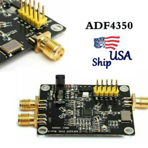 35m 4 4ghz Adf4350 Pll Rf Signal Source Frequency Synthesizer Development Board