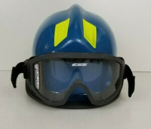 Cairns 360r Firefighter Helmet Low Profile Rescue W Goggles Mfg 2018
