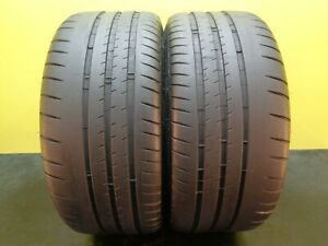 2 Nice Tires Michelin Pilot Sport Cup 2 K1 245 35 20 Zr 91y 68 Life 30430