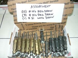 Clecos Draws Long 1 21 3 Inch Draw 22 Pieces