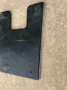 1968 69 Impala Caprice Ss Center Console 8 Track Plate Adapter