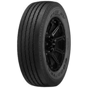 255 70r22 5 Goodyear G670 Rv Ap 140l H 16 Ply Bsw Tire