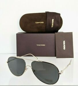Brand New Authentic Tom Ford Sunglasses Ft Tf 0695 28a Tf7695 Anthony 60mm Frame