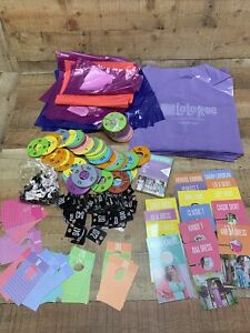 Lularoe Clothing Seller Lot Round Rack Size Dividers And Auction Tabs Numbers