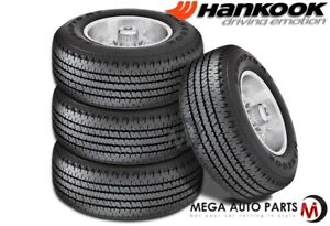4hankook Rf08 Dynapro At P235 75r17 108s On Off Road All Terrain Tires