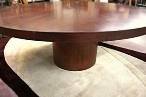 Kimball Knoll 72 D Large Custom Conference Meeting Dining Table Desk Sofa Office