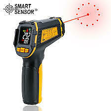 Digital Infrared Thermometer Laser Temperature Meter Non contact