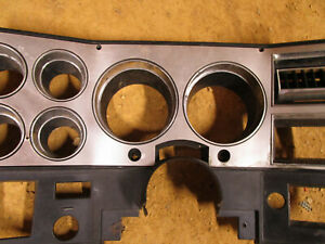 73 87 Chevy Gmc Truck Used Parts 73 79 A C Dash Bezel