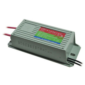 New Electronic Transformer 6kv 30ma 60w Neon Power Supply Rectifier 2 6 Meters