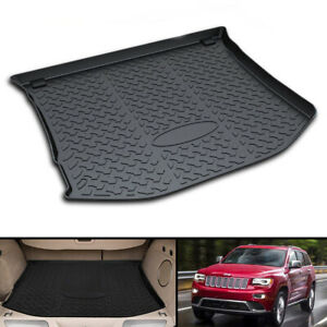 Trunk Mat All Weather Tpo Rear Cargo Liner For 2012 2020 Jeep Grand Cherokee