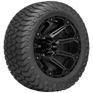 4 Lt305 55r20 Amp Tires Terrain Attack A T A 121 118s E 10 Ply Bsw Tires