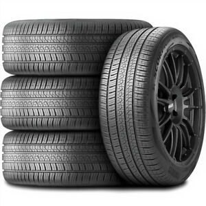 4 New Pirelli Scorpion Zero All Season 235 55r19 105v Xl A S Performance Tires