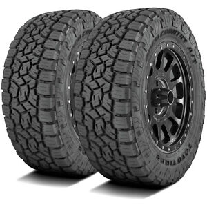 2 New Toyo Open Country A t Iii 305 50r20 120t Xl At All Terrain Tires