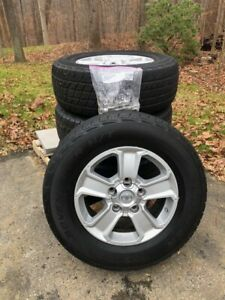 18 Toyota Tundra Wheels And Tires