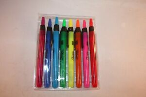 Sharpie Liquid Retractable Highlighters Assorted Colors Chisel Tip Highlighter