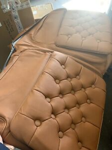 1979 85 Cadillac Eldorado Factory Seat Covers Front And Back Complete Set