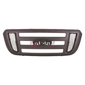 New Front Grille 2 4 door Fits 2006 2011 Ford Ranger 6l5z8200caa