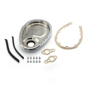 Timing Chain Cover Kit 305 350 383 400 327 Sbc Small Block Fit For Sb Chevy Z2t6